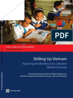 Skilling Up Vietnam. Preparing the Workforce for a Modern Market Economy
