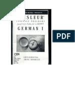 German I Booklet.doc