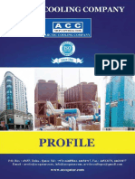 Arctic Cooling & Engineering- Company Profile