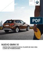Catalogo BMW X1
