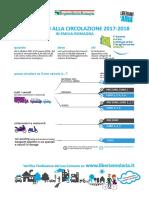 Limitazioni Circolazione A4 2017 2018