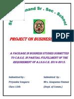 Informatics Project