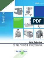 MT Safeline Metal Detector