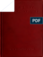 Fournier d'Albe, E E - ''New Light on Immortality'' - SCANNED - 1908