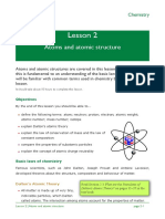 Chemistry Lesson 2