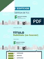 Template Construcao de Edificios