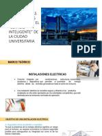 Analisis de Las Instalaciones Electricas