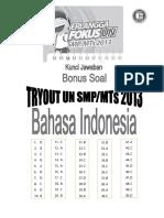 Kunci Jawaban b.indonesia