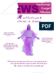 March 2005 Anchorage Gospel Rescue Mission Newsletter