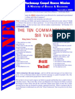 September 2005 Anchorage Gospel Rescue Mission Newsletter