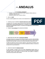 Al- Andalus Resumen