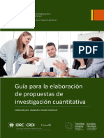 4-Estructura Propuesta Investigacion