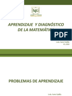 Apren. y Dx de La Matemática 05.2018
