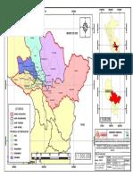 1.- Mapa de Ubicacion proyecto incendios forestales