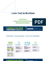 03 Total Cost of Mobility ALD Luis Cuenca