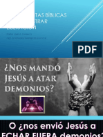 Herramientas Bíblicas Para Ministrar Liberación