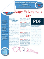 February 2009 Anchorage Gospel Rescue Mission Newsletter