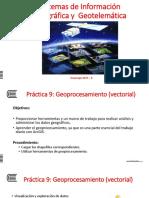 Geoprocesamiento(vectorial)