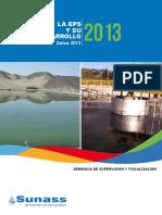 Las Eps y Su Desarrollo 2013 (Datos 2013)
