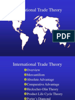 Lecture 3,4 International Trade Theory