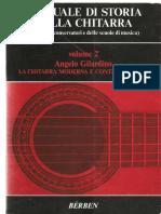 Gilardino - Manuale Di Storia Della Chitarra Vol. 2