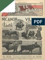 El Clarín (Valencia). 29-3-1930