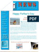 June 2010 Anchorage Gospel Rescue Mission Newsletter