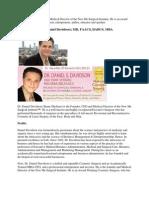 Dr. Shane Sheibani Professional Bio and Background