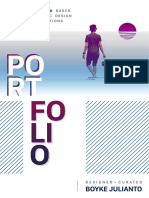 Boyke Julianto - Graphic Design Portfolio