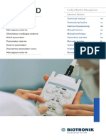 Marcapasso Biotronik Reocor Adapt D