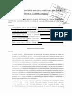 2014 17 Settembre Claudia Mannino Esposto Alla Corte Dei Conti Sulla Raccolta Differenziata a Palermo Danni Erariali