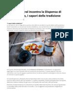 Made Rural Incontra Il Profumo Del Veneto Con La Dispensa Di Patrizia