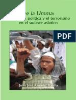 J.J.ramírez.B,DelaUmmaislampolíticaterrorismo.
