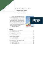 Estatística Fácil (solucionário) Arnot Crespo