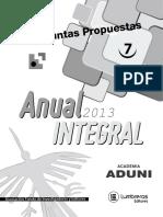 Boletin Nº 7 Anual Integral 2013