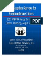 Geomembrane leak detection.pdf