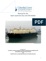 Manual for the Open Fiscal LNG Model