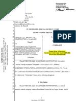 Muller Lawsuit