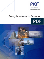 Doing Business in Ecuador