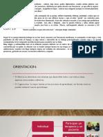 Ejercicio Clasificación de La Psicoterapia