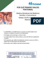 Ponencia Dialisis Peritoneal Primero 28.09.17.