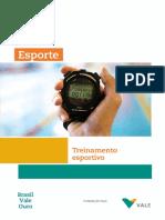 Caderno de Esporte 4 Treinamento Esportivo