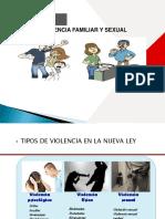 Violencia Familiar Comunidad Educativa