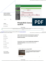 Filtrado MAC_ Como Proteger Tu Red WiFi - Zoom Blog