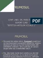 4.FRUMOSUL