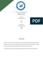 Tarea IV Sociologia de Laeducacion