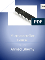 Microcontroller Level 1 Book By Eng Ahmed Sheimy