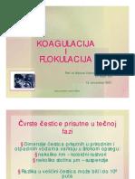 Koagulacija