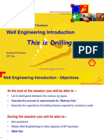 Well Engineering Introduction (01 - Rigs)