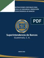 Manual de Instrucciones Contables Para Entidades Sujetas a La Vigilancia e Inspección de La Superintendencia de Bancos (1)